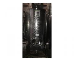 1 Stück Weinlagertank Ghidi Danubio 1000 L
