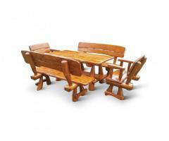 Holzgarnitur