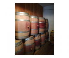 225l Rotwein Barriques gebraucht